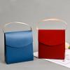厂家直供手提纸袋定做环保手提袋时尚购物袋礼品包装袋定制印logo