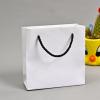 2020现货手提烫金礼品外卖餐饮酒包装牛皮服装购物袋白卡纸袋定制