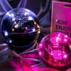 透明球礼盒圆形口红香水礼品盒伴手礼ins礼物创意网红水晶球包装