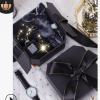 现货礼物包装盒伴手礼INS礼盒生日口红礼物盒八角天地盖礼品盒子