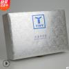 广州化妆品包装盒 高档化妆品外包装盒 白色手提礼品包装盒