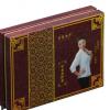 医美包装定制 广州厂家直供 书型盒精装盒印刷彩盒天地盖盒定做