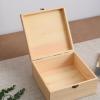 定制木质包装盒精油盒收纳木盒 化妆品礼品盒木表盒桌面收纳盒