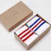 高档礼盒包装定制天地盖化妆品针织包装礼品盒硬纸板纸盒定做印刷