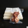 鑫聚彩透明食品真空袋 抽气透明塑料袋 食物保鲜熟食真空包装袋