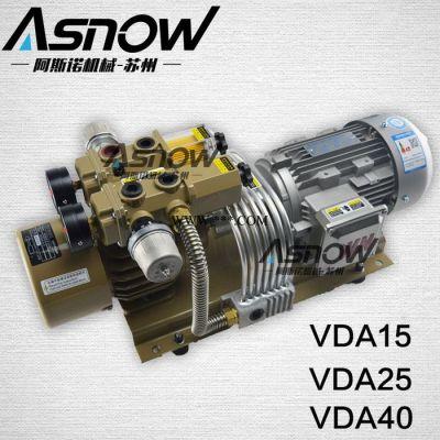 原装贝克牌气泵KVT3.80 阿斯诺无油泵VA80 2.2KW干式旋片泵 用于制袋机 对裱机 贴窗机等