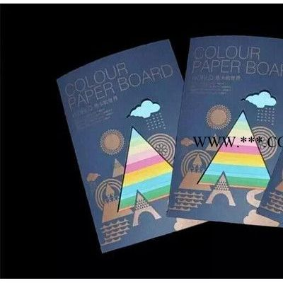 海川纸业彩色卡纸—色卡世界,适用于包装印刷类产品,如手提袋、包装盒、吊牌等。