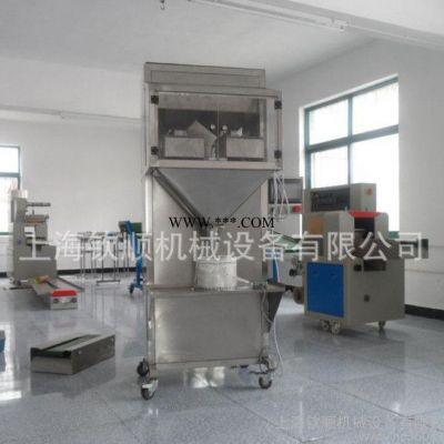 颗粒半自动包装机 半自动颗粒定量包装机 上海颗粒包装机械厂家