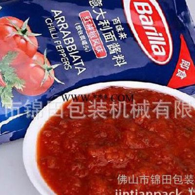 直销 锦田JT-420L 液体自动包装机 流体 酱体 膏体均