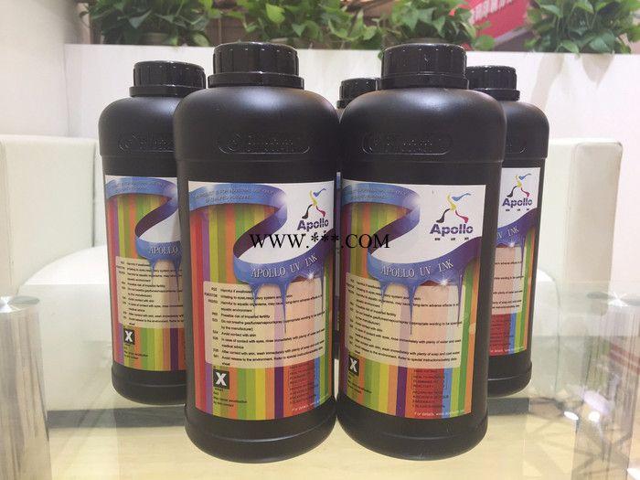 阿波罗UV墨水,柯尼卡512i UV墨水 溶剂墨水 适用奥威、雅色兰等机器