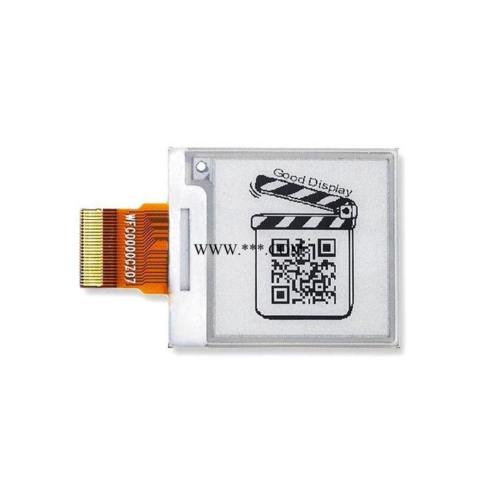 eink 电子墨水屏1.54寸小尺寸电子纸显示屏