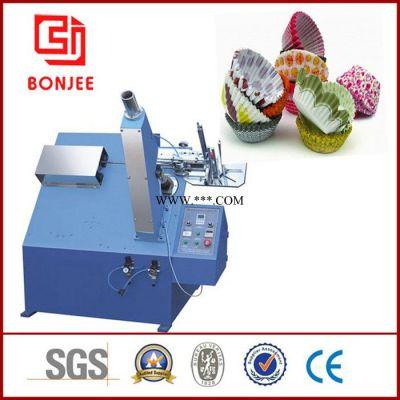 其他纸加工机械自动蛋糕托机器 BJ-CTA  ,蛋糕纸托机,防油纸蛋糕托,玻璃纸托,烘焙纸托,邦杰机械,蛋糕烘焙托