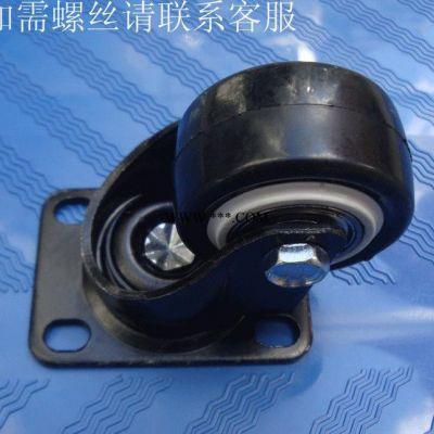 1.5寸金钻万向轮,家具轮工业轮脚轮轮子双轴承轮耐磨轮静音轮