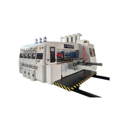 创新纸箱设备,高速水墨印刷开槽机,全套瓦楞纸箱生产设备,包装机械,纸箱机械厂家,高速纸板开槽机