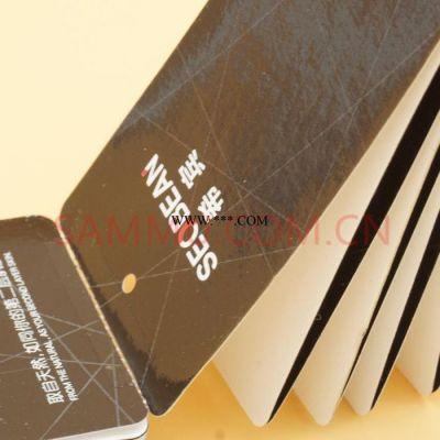代工印刷 服装吊牌价格标签合格证卷装吊牌 可连续打印标签印刷定制定做 铜版纸光膜孔位定位门票标签 广州厂家OEM代工