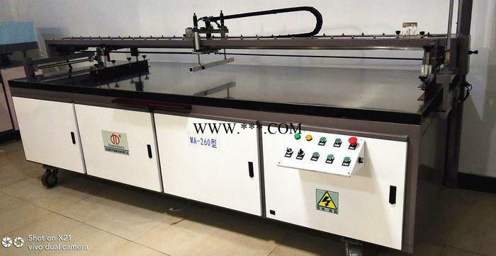 安徽畅销产品JXZ经济型纸箱印刷设备 半自动对联丝网印刷机 经济实用型纸箱印刷机 经济实用型纸箱印刷机