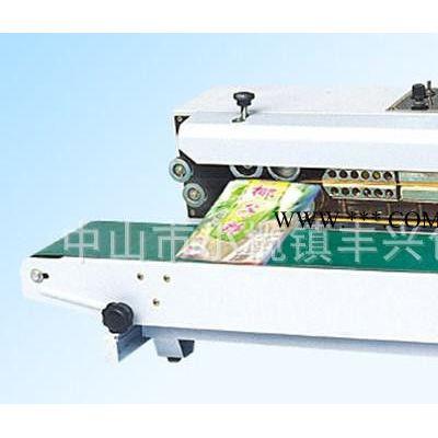 生产900型卧式连续封口机  质量可靠 塑料薄膜的封口机