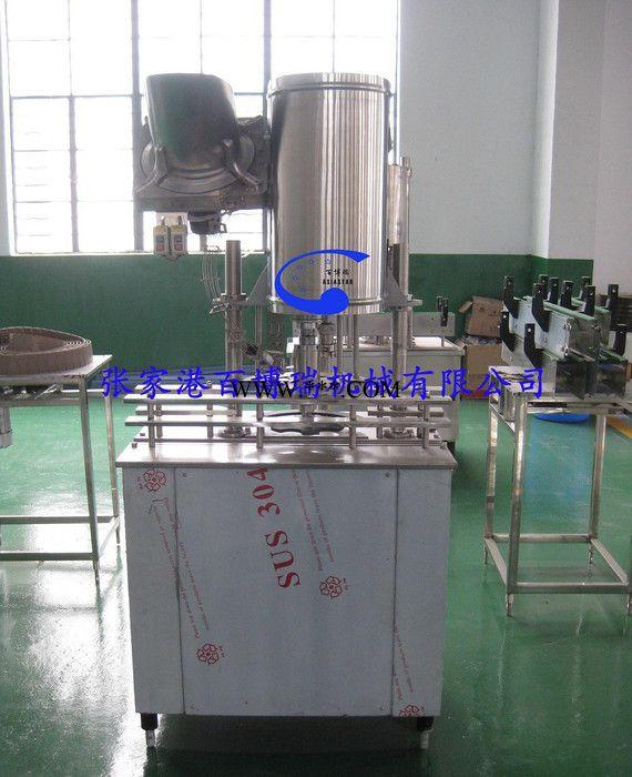 全自动啤酒灌装机、分体式饮料灌装封口机(BBR-503)