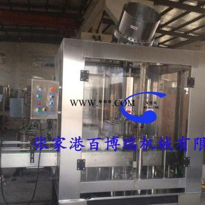 液体灌装机旋盖封口机自动灌装机 小瓶水灌装生产线 BBR-1