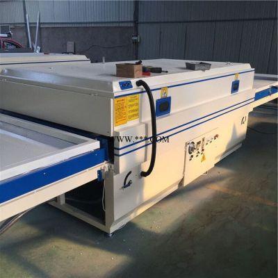 可定制调PVC覆膜机 全自动家具门板覆膜机 厂家