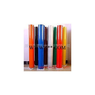 供应PVC喷绘反光膜  PMMA反光贴纸 高亮广告反光材料 户外写真膜