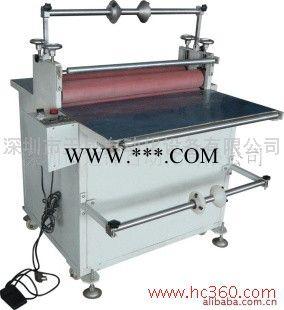 供应深圳天成JD700-80A大辊片材覆膜机/PVC双面覆膜机/铁板覆膜机覆膜平整没有气泡