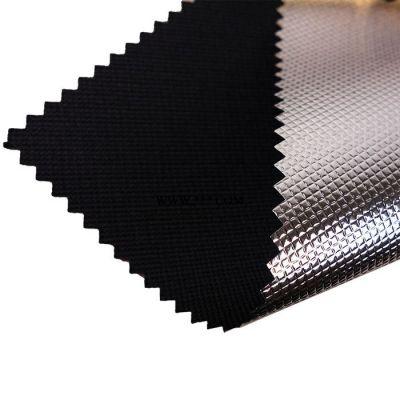 亿纺 **无纺布pvc镀铝膜 防水铝箔冰包铝膜pet镀铝膜定制批发