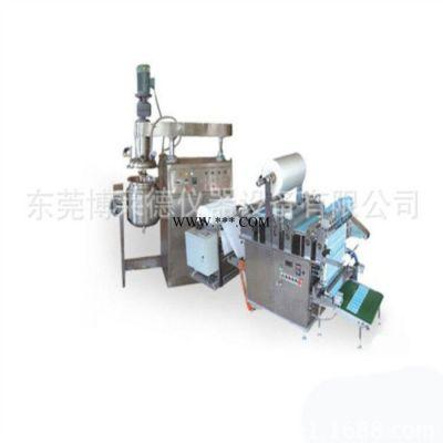 广州面膜水凝胶涂布机  中药贴涂布生产机械 东莞无纺布涂布