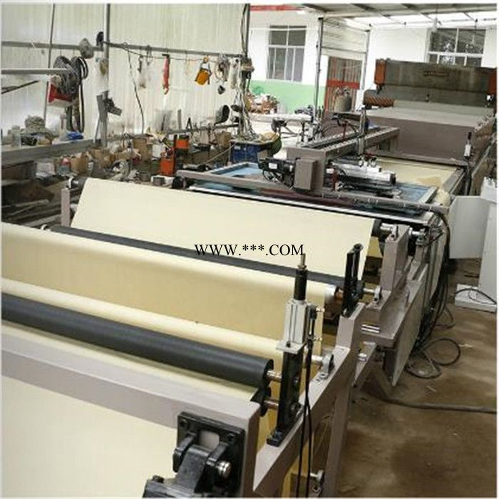 印刷机厂家定制 大型全自动无纺布卷筒印刷切断一体机  全自动丝印机