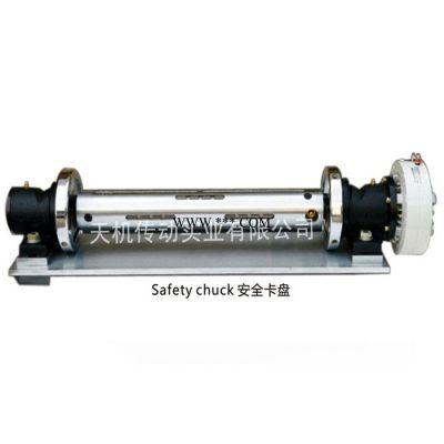 压纹机瓦片式气涨轴 橡胶式气涨套夹 无纺布机验布机气压式气胀轴