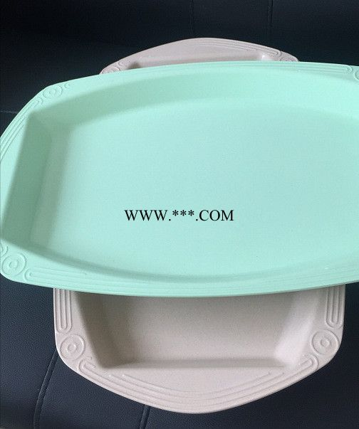 出口餐具环保仿瓷生产**托盘餐盒酒店小麦秸杆美耐皿密胺