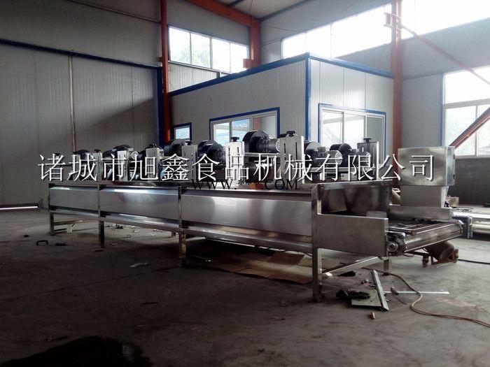 旭鑫-7000翻转式风干机 包装袋风干设备