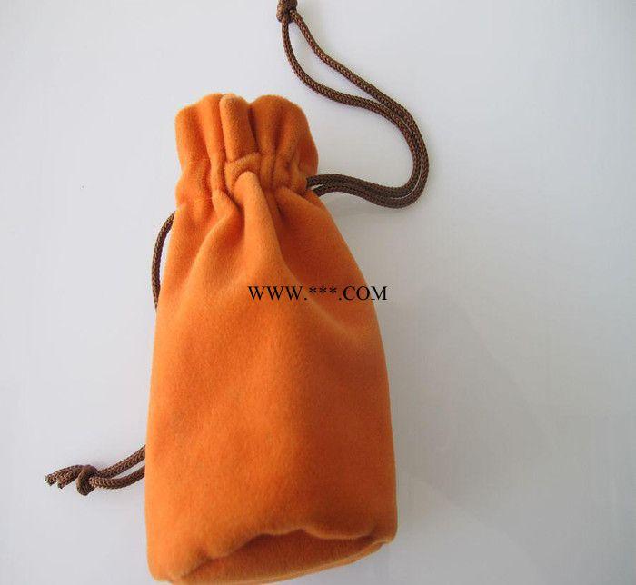 泉州绒布袋束口包装袋厂家