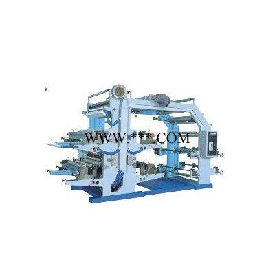 YT四色柔性凸版印刷机