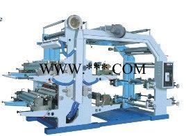 供应YT四色柔性凸版印刷机