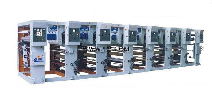 六色凹版印刷机