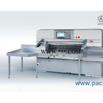 供应国望切纸机,K155CL 电脑程控切纸机