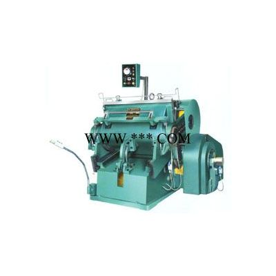供应ML1100型平压压痕切线机
