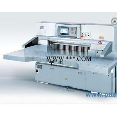 K115CD 10.4英寸电脑程控切纸机