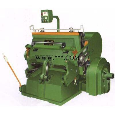 供应纸箱机械平压痕切线机包装机械