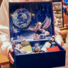 新款立体盒生日礼盒围巾水杯保温杯包装盒高档礼品盒圣诞节定制