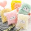 厂家批发拉菲草纸丝礼盒喜糖包装盒装饰配件填充物碎纸丝鸡窝草