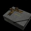 天地盖包装礼盒定做蝴蝶结创意礼品盒box定制高档口红包装盒现货