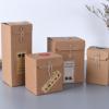 通用开窗牛皮纸盒定做 创意手提烘焙食品包装盒 精美蛋糕礼品盒