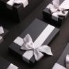 黑色长方形天地盖包装盒创意生日礼物盒可乐中秋节通用包装礼品盒