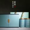 新款半斤装碧螺春绿茶茶叶包装盒 红茶空礼品盒纸盒定制 现货