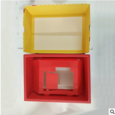 月饼盒定制 卡通可拆单层可爱猫咪月饼盒子 中秋送礼月饼礼盒