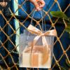木质礼物盒子手提袋伴手礼盒空盒生日创意网鲜花大礼品盒包装盒子