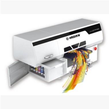 手机壳打印机 软壳硬壳都可打印的UV打印机 万能打印机 打印机