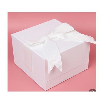 一生只爱一人首饰盒内外盒PU盒纸盒求婚戒指盒工厂定制